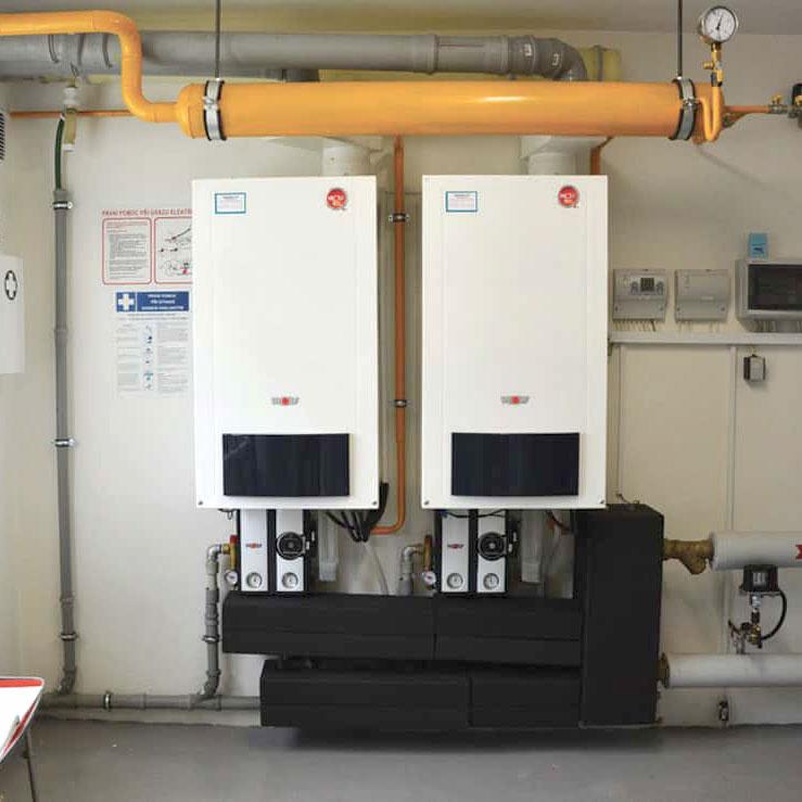 Výhody decetralizované výroby tepla